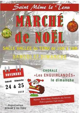 marché de Noël, St Même le tenu, Machecoul, couture, retouches